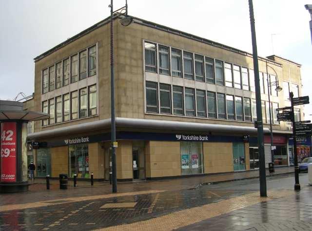 Yorkshire Bank - Bank Street
