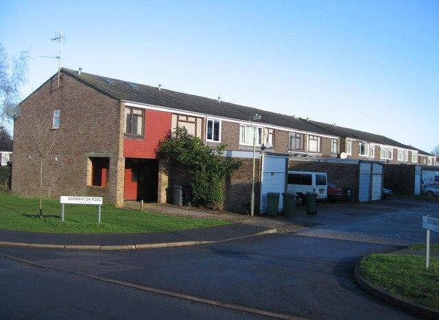 Normanton Road - 128 to 154