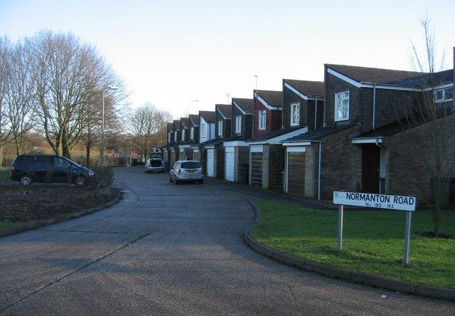 Normanton Road - 180 to 193