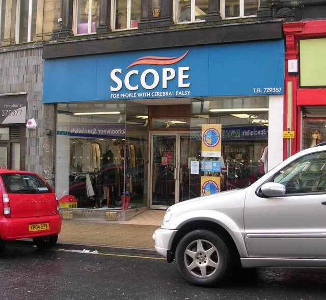 Scope Shop - Darley Street