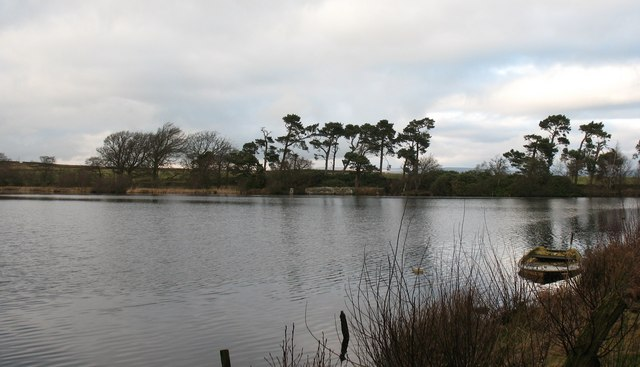 Crag Pond