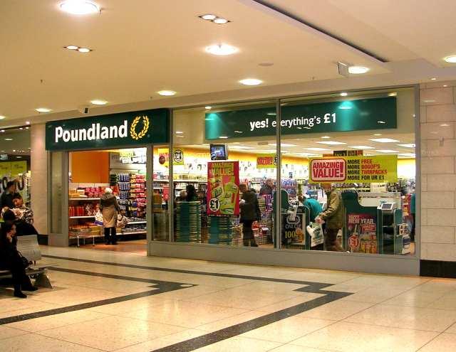 Poundland - Kirkgate Arndale Centre