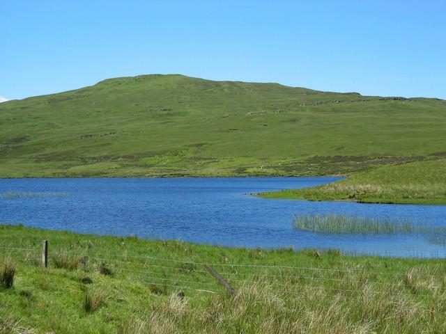 East end of Loch Duagrich