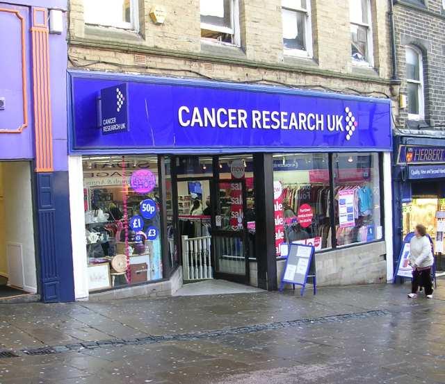 Cancer Research UK Shop - Ivegate