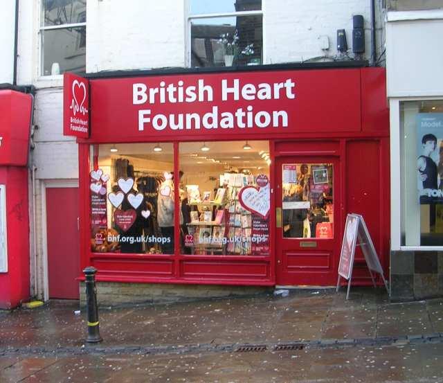 British Heart Foundation Shop - Ivegate