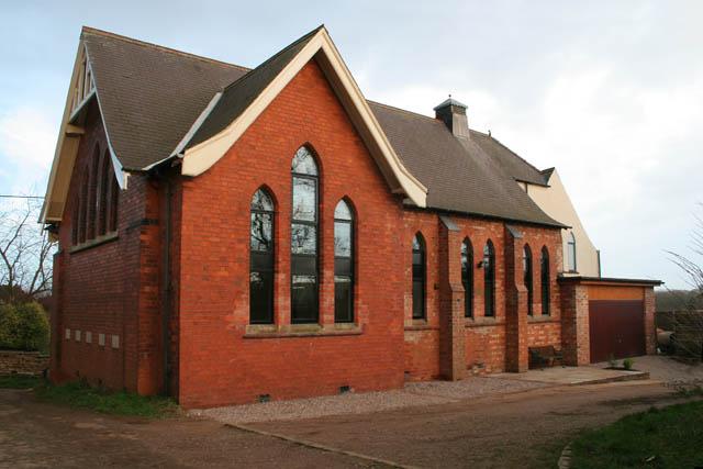 Old Methodist Church, Eaton