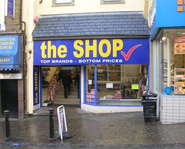 The Shop - Ivegate