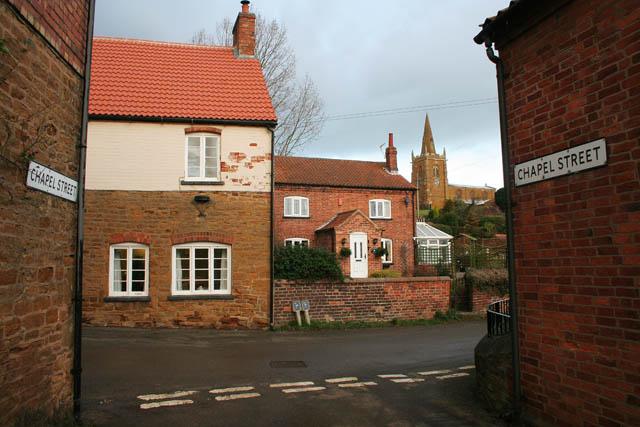 Chapel Street, Eaton