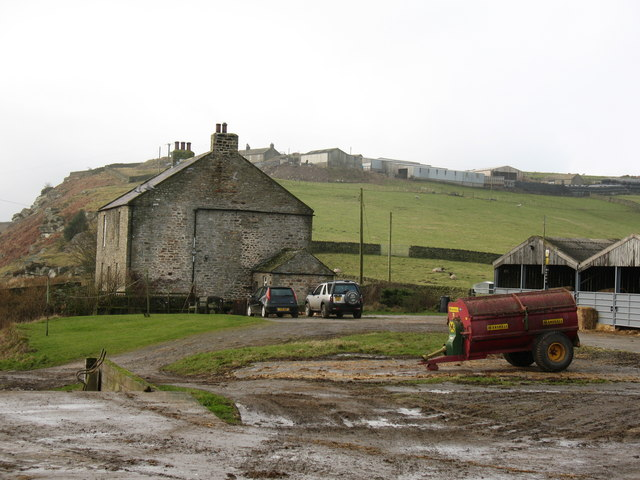 Low Crag farm