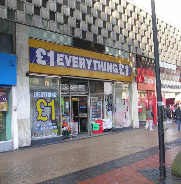 Everything £1 - Broadway