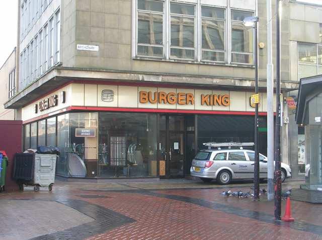 Burger King - Broadway