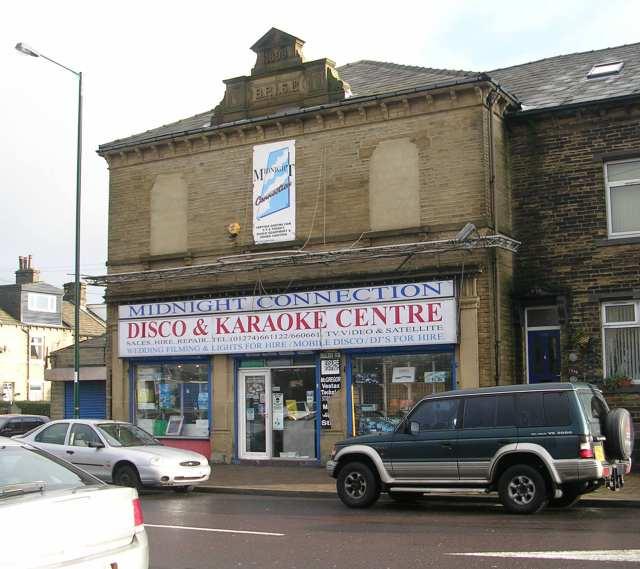 Bradford Provident & Industrial Society Ltd Building - Leeds Road