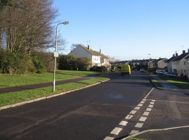 Strafield Road