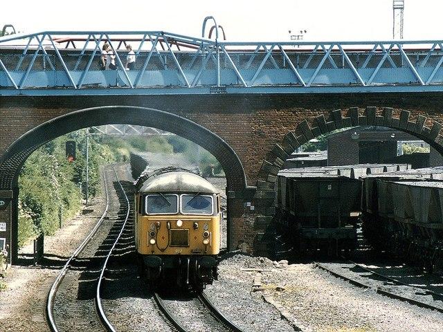 Railway Station, Knottingley