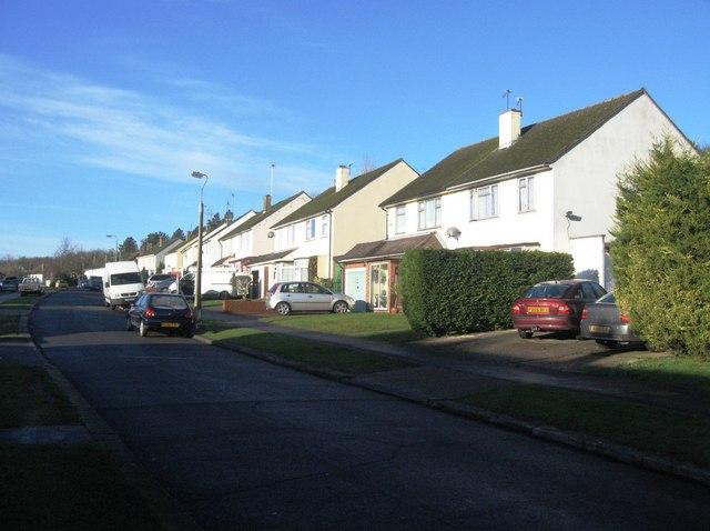 Stratfield Road housing