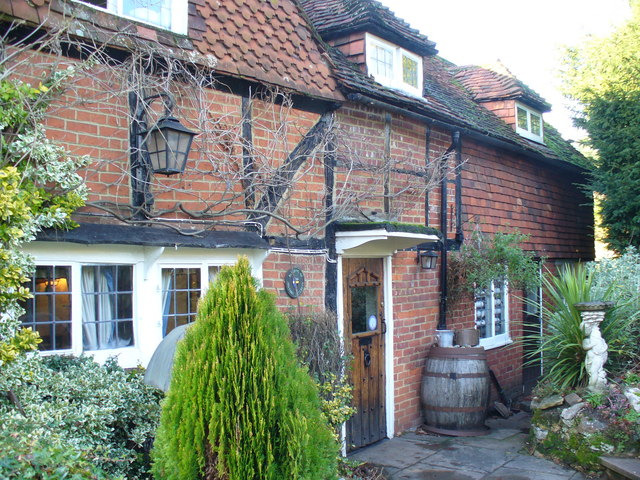 Historic Building in Shere