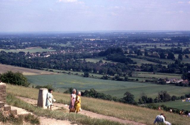 Box Hill viewpoint