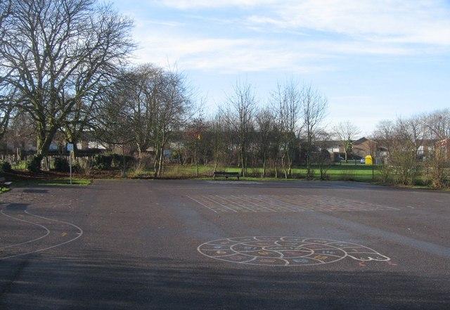 Oakridge Infants playground