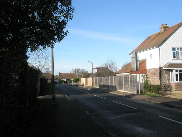 Newport Drive, Fishbourne