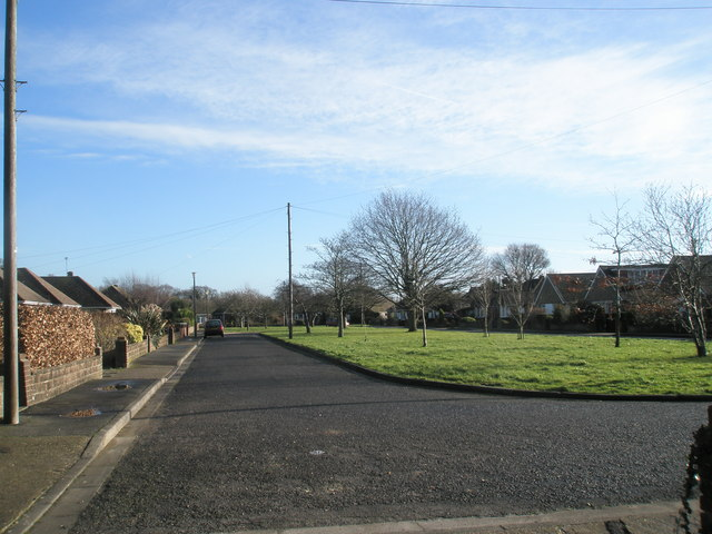 Green in Deeside Avenue