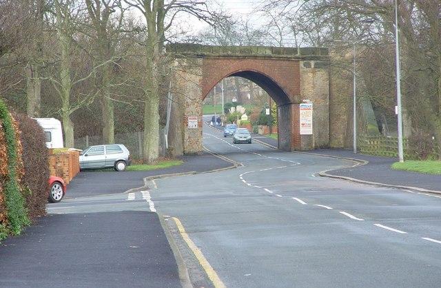 Limekiln Lane Railway Bridge