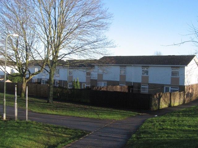 Popley Housing