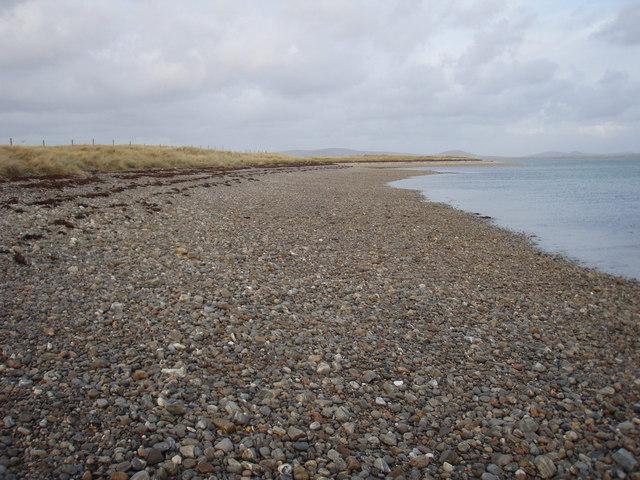 Stony beach Baile Sear