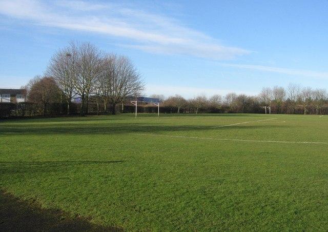 Sherborne playing fields