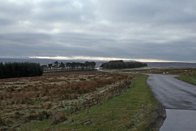 Yatesfield Hill