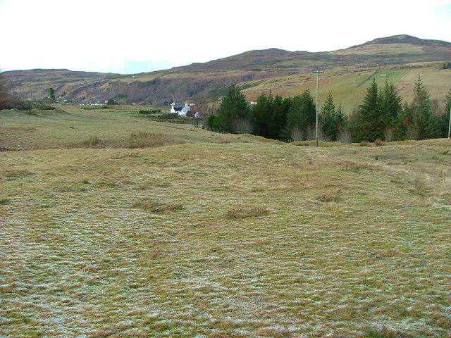 Croftland at Sheader