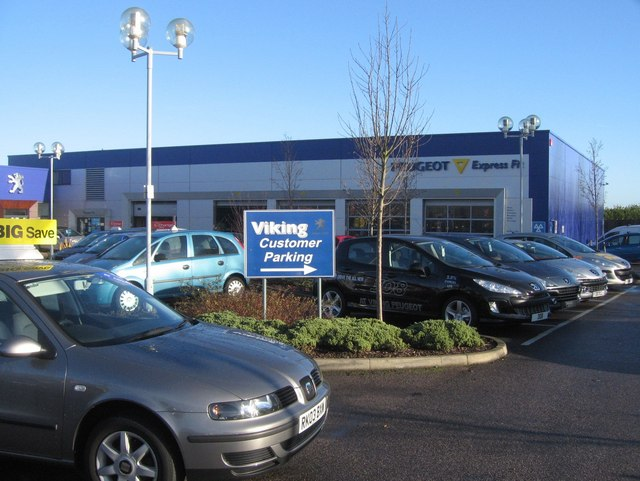 Peugeot Centre