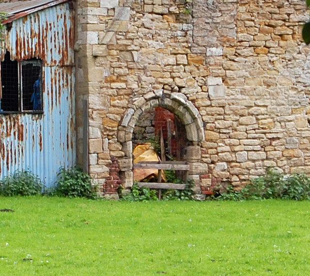 Arched Doorway - Adlingleet Old Rectory