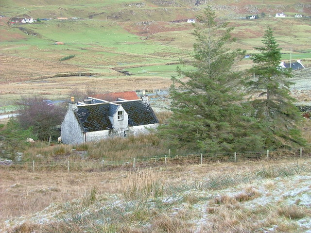 Derelict Crofthouse
