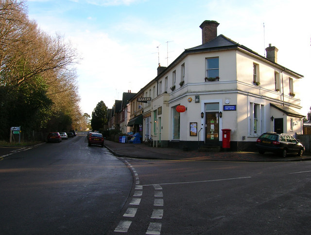 Station Road, Groombridge