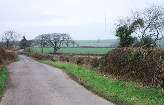 Lane to Deep Moor