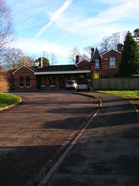 Former Groombridge Station