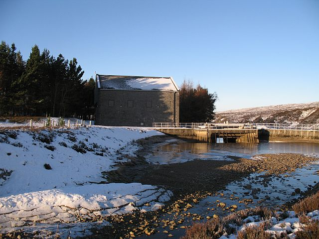 Cuaich Power Station
