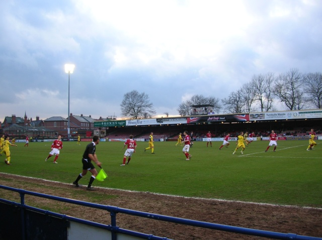 York City v Gray's Athletic