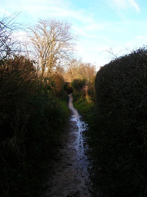 Back Lane, Groombridge