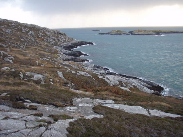 Southwest coast of Eriskay