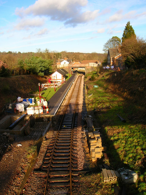 Groombridge Station