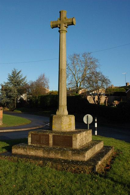 Twyning War Memorial