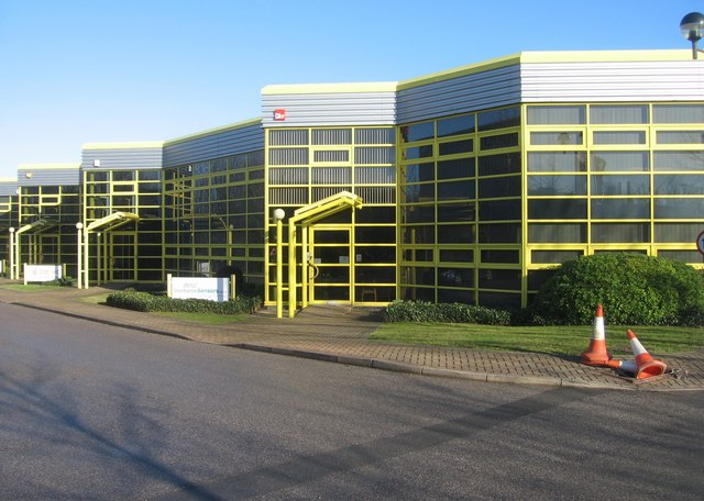 Ringway Centre offices