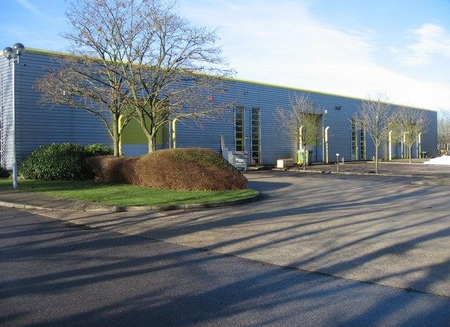 Sherborne Centre Warehouse