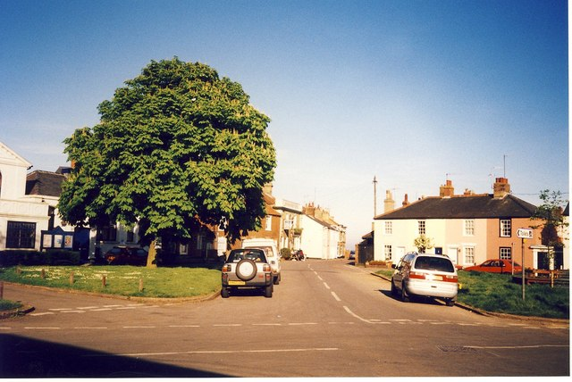 East Green, Southwold.