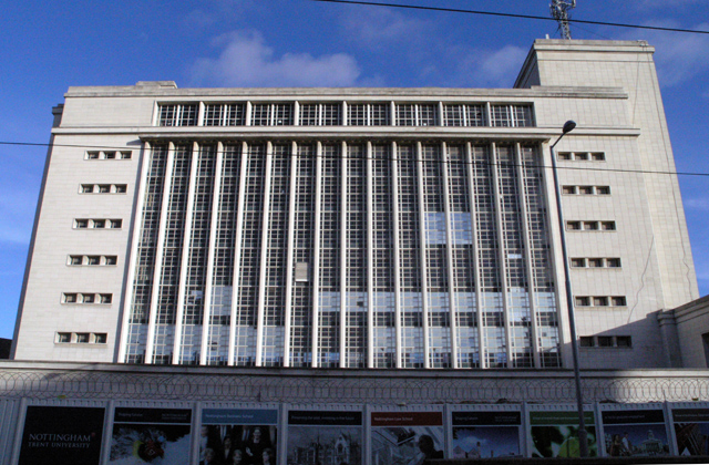 The Newton Building, Nottingham (5)