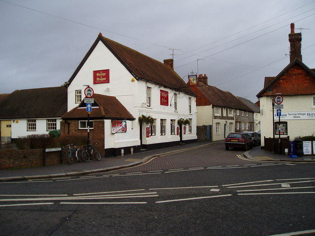 George & Dragon, High Street, Tarring
