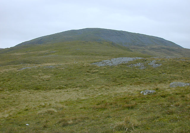 Northwest approach to Pumlumon Fach