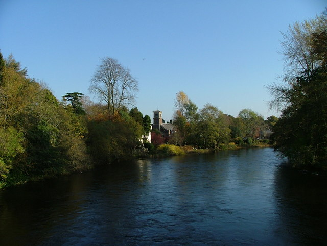 Kirk On The River Teith