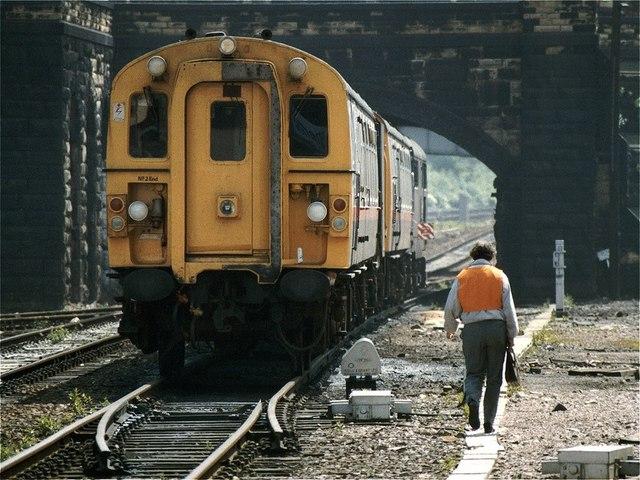 Railway Station, Sheffield